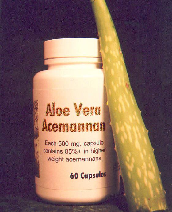 Aloe Vera Acemannan