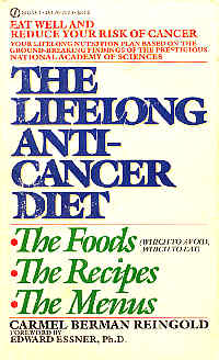 The Lifelong Anti-Cancer Diet