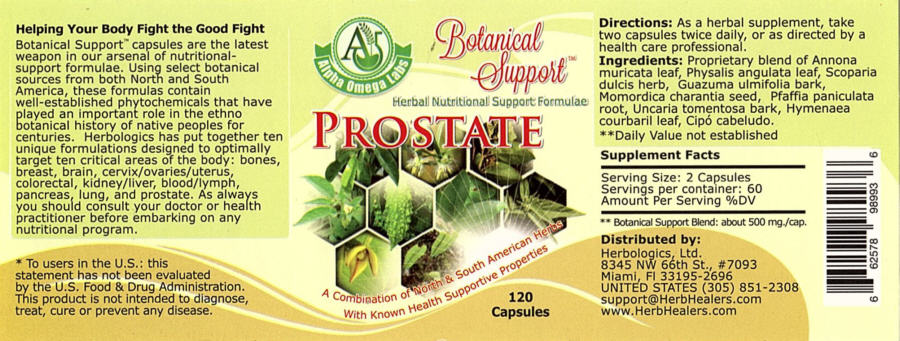 Prostate Label S