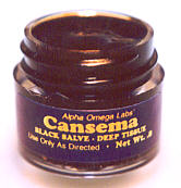 Cansema Salve - Deep Tissue