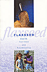 Flaxseed: Health, Nutrition & Functionality