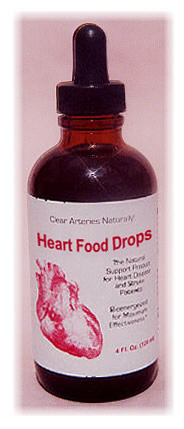 SBHC Heart Food Drops