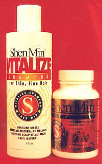 Shen Min - bottles displayed