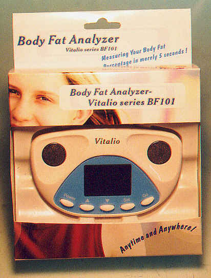 Vitalio Series BF101 Body Fat Analyzer
