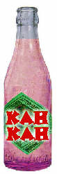 Nothing goes down like a nice, cold Kah-Kah!