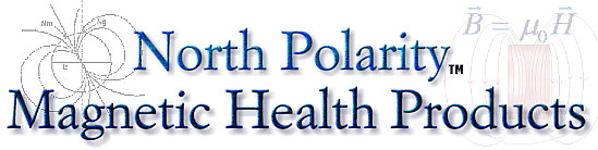 North Polarity Magnetic Health Products